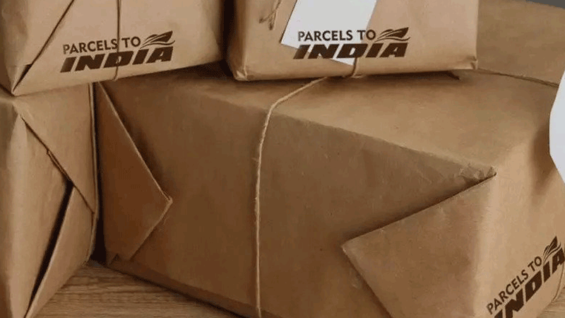 Parcels To India