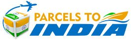 parcel to india logo