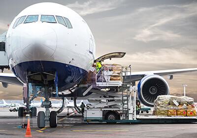 Door to Door Air Cargo to India