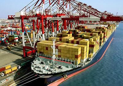 Door to Port Cargo to India