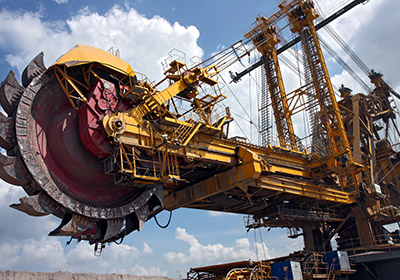 Mining & Quarry Equipment Shipping to India