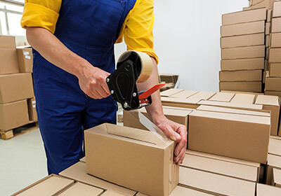 Packing Services to India