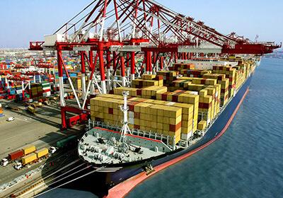 Port to Port Cargo to India