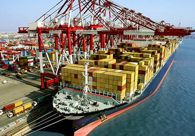Sea Freight Forwarding to India