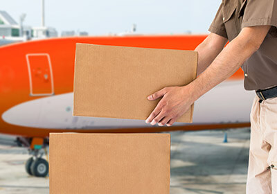 Send Parcels by Air to India