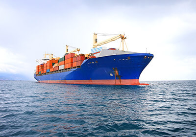 Send Parcels by Sea to India