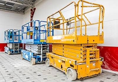 Aerial Platforms Shipping to India