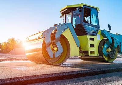 Compaction Machines Shipping to India