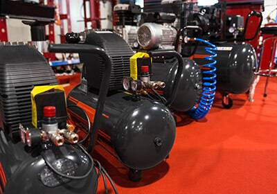 Compressors Shipping to India