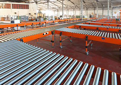 Conveyer Belts Shipping to India