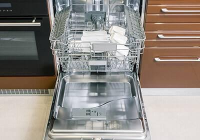 Dishwashers to India
