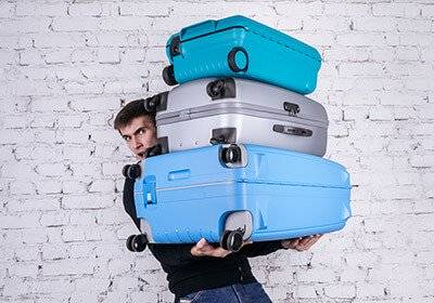 Excess Baggage to India