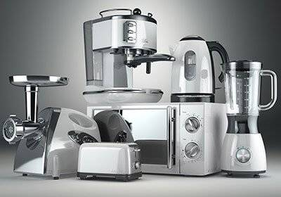 Kitchen Appliances to India