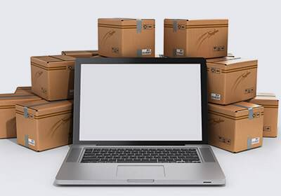 Laptop Shipping to India