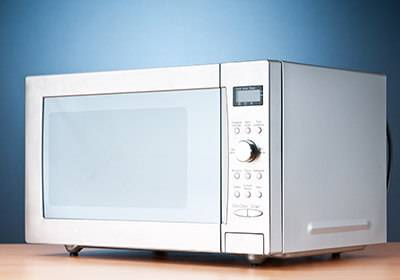 Microwaves to India