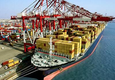 Sea Freight Forwarding to India