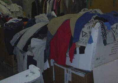 Send Clothes to India